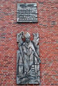 Heiliger Nikolaus (aufgenommen in Kiel)