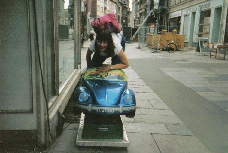 Auto fahren war eben noch nie was für mich... ;)
