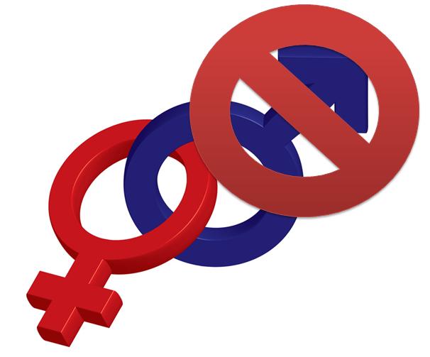 Wird der Sex-Streik erfolgreich sein oder macht Mann es sich einfach selbst!?!?!?!?