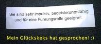 Glückskeks