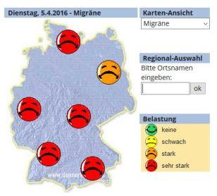 Quelle: Screenshothttp://www.donnerwetter.de/biowetter