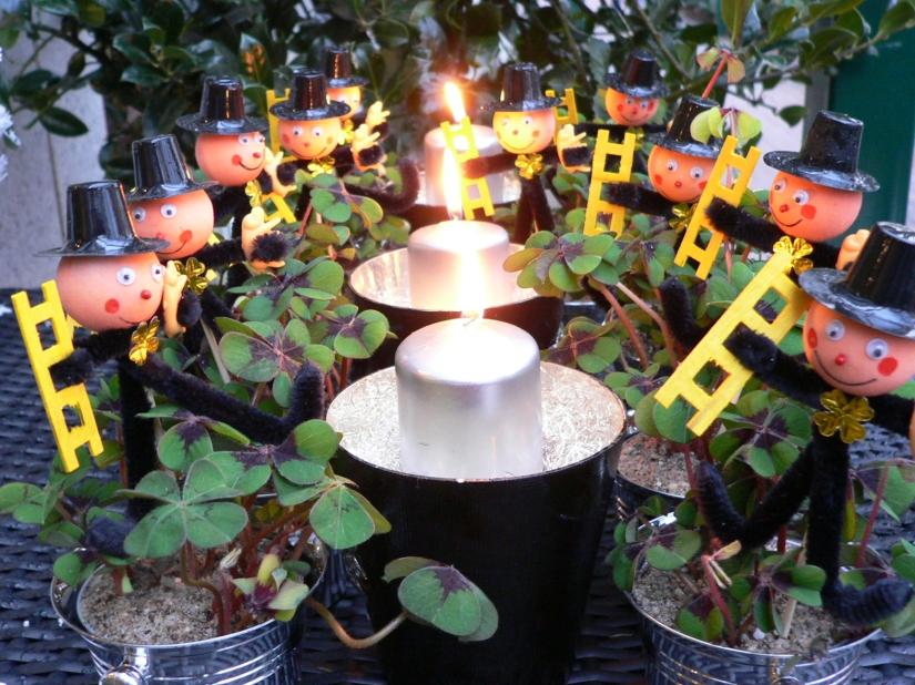 Foto: Gütezeichen Kerzen