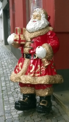 Hier ist das ganze Jahr über Weihnachten. :O
