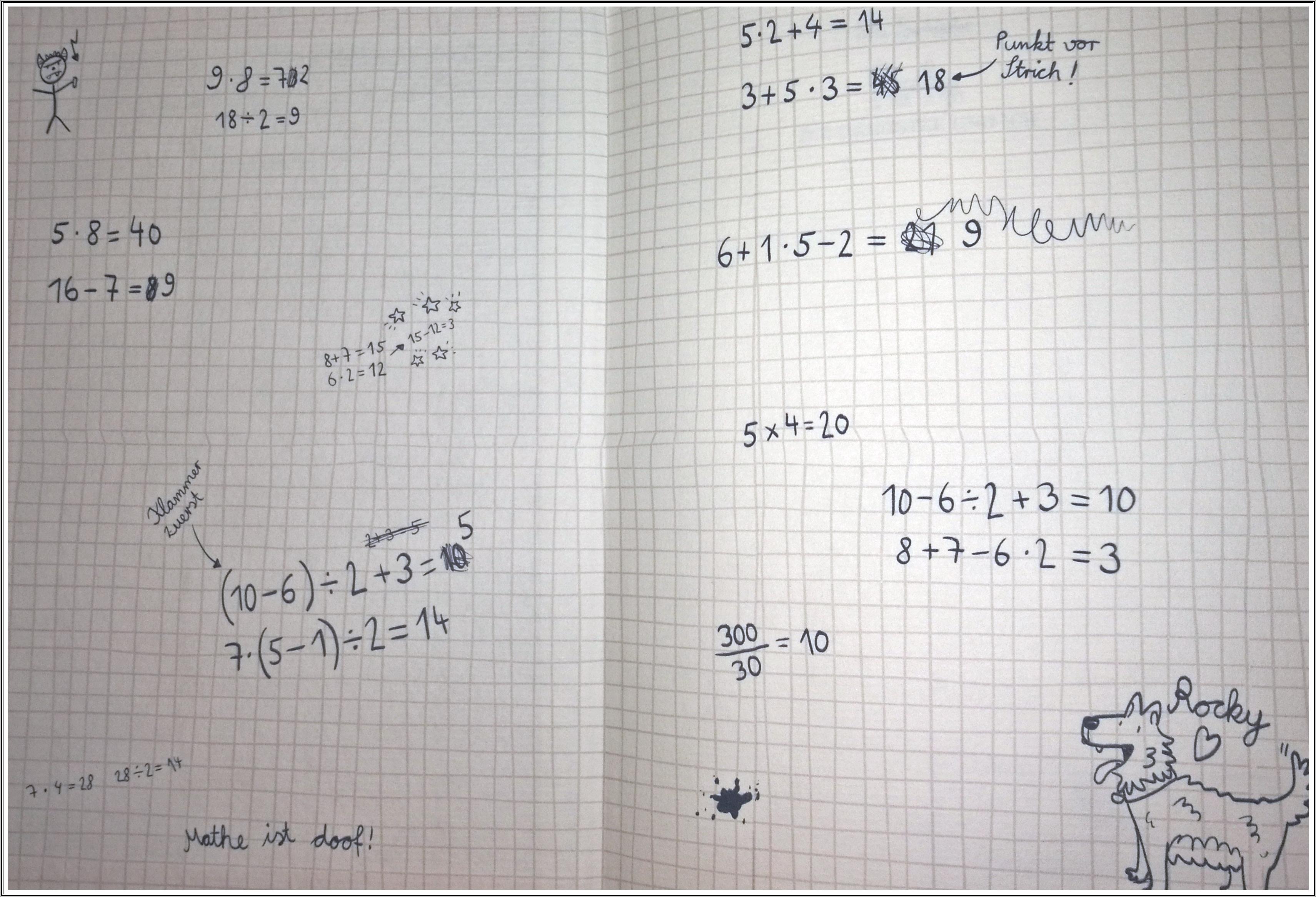 Mathegenie Werden