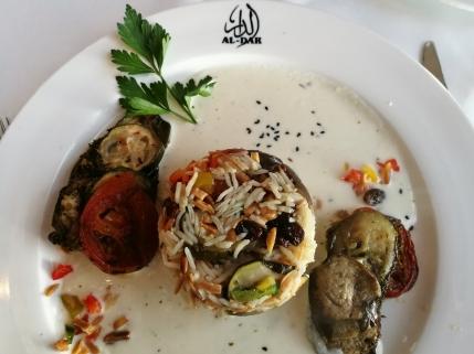 vegetarische Magluba