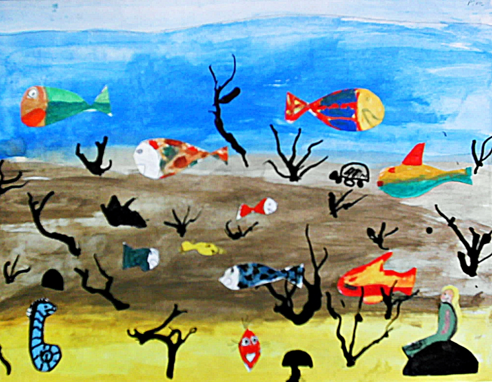 Unterwasserwelt